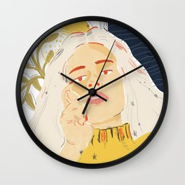 Storms Wall Clock