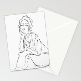 Moment in Time Stationery Cards