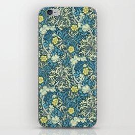 "William Morris ""Seaweed"" 1. iPhone Skin"