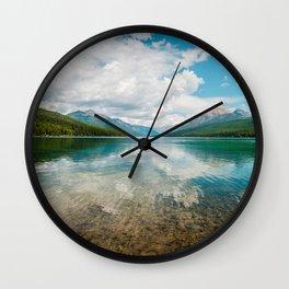 nature life Wall Clock