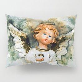 Angel From Heaven Pillow Sham