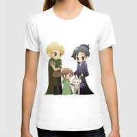 ouat T-shirts featuring OUAT - Outlaw Queen by Choco-Minto