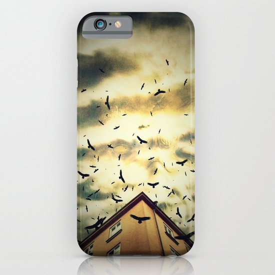 Somebody is watching you iPhone & iPod Case
