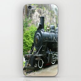 Old Number Six iPhone Skin