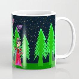 Night Fairy | Before Christmas | Kids Painting Coffee Mug