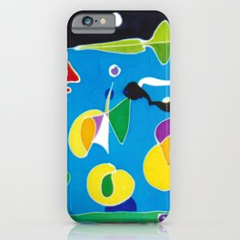 Viewpoint            by Kay Lipton iPhone Case