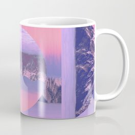 Mountain Duplicates Coffee Mug