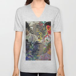 More Than Meets the (Third) Eye Unisex V-Neck