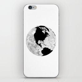 Earth. iPhone Skin