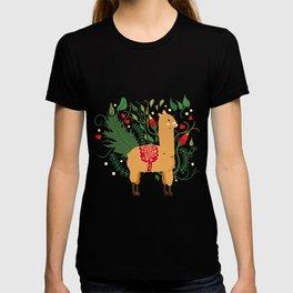 Alpaca Mania T-shirt
