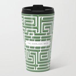 The Overlook Maze Travel Mug