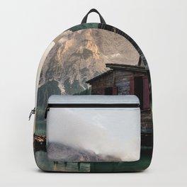 Lago di Braies Backpack