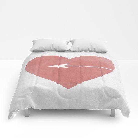 half of me Comforters
