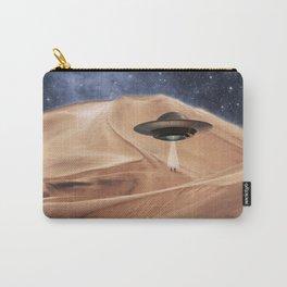 ALIEN DESERT ABDUCTION Carry-All Pouch