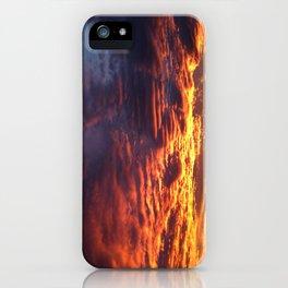 Helena, Montana sunrise iPhone Case