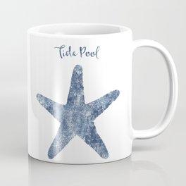 Starfish Tide Pool habitat Coffee Mug