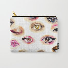 Eyes Eyes Carry-All Pouch