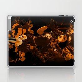 Steamy Laptop & iPad Skin