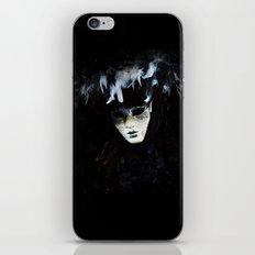 Mask 4 iPhone & iPod Skin
