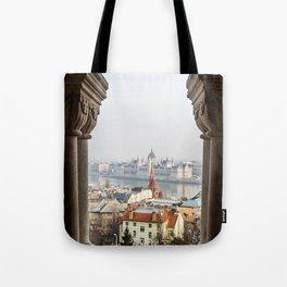 Budapest. Tote Bag