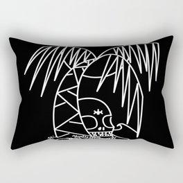 Vacant Rectangular Pillow