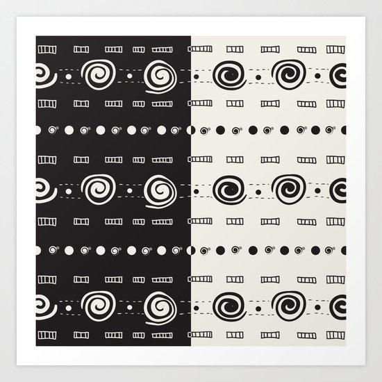 Textures/Abstract 110 Art Print