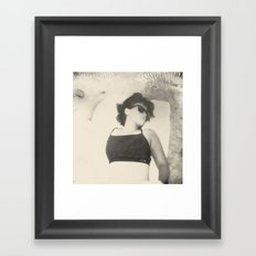 Beach #7 Framed Art Print