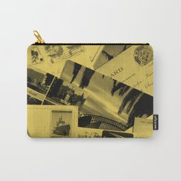 Postcards Carry-All Pouch