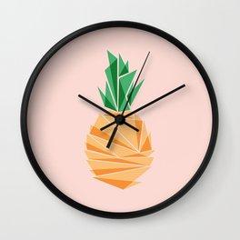 P-NAPPLE Wall Clock