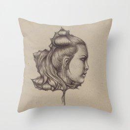 Autumn leaf series Throw Pillow
