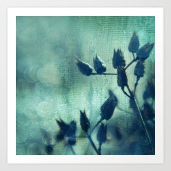 Layered Dreams Art Print