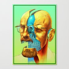 Breaking Bad / Broken Bad Canvas Print