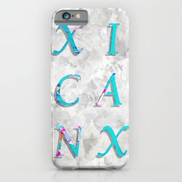 Xicanx iPhone Case