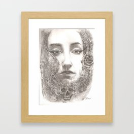 ALIX Framed Art Print