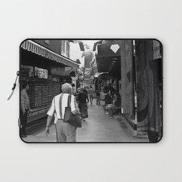 Corfu Market Laptop Sleeve