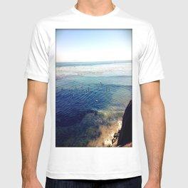 the hook T-shirt