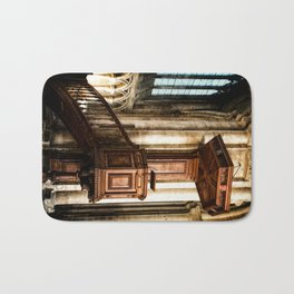 The Pulpit Bath Mat