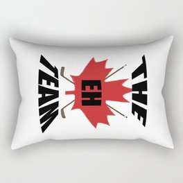 Eh Team Rectangular Pillow