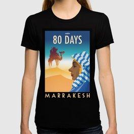 80 Days : Marrakesh T-shirt