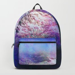 Andes (A Seismic Portrait) Backpack