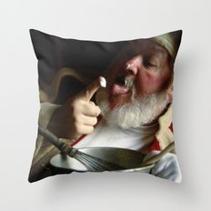 Delicious! Throw Pillow