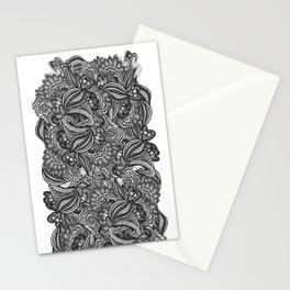 Hatched without the egg Stationery Cards
