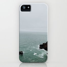 Cliffs of the Valley iPhone Case