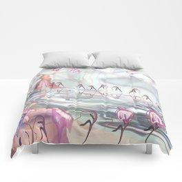 Portrait Landscaped  Comforters