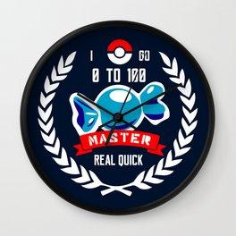 Level 100 Master Wall Clock