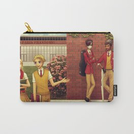 PotO High School AU Carry-All Pouch