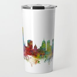Oklahoma City Skyline Travel Mug