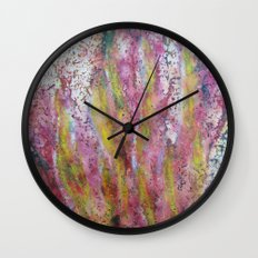 The Fire Wall Clock