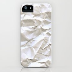 White Trash iPhone (5, 5s) Slim Case