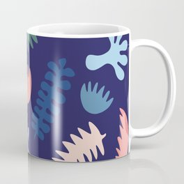 Modern Native Plants Coffee Mug